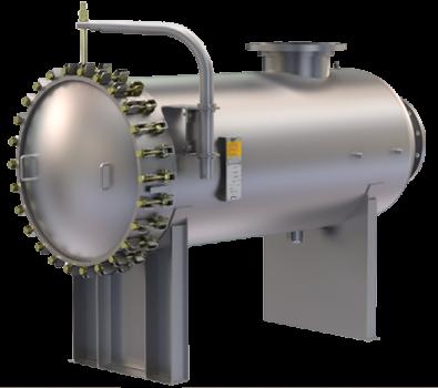 Filtration vessel