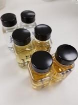 Test bottles